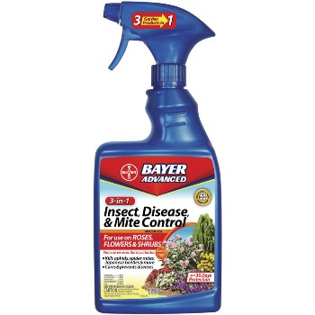 Insect, Disease & Mite Control ~ 24 oz.