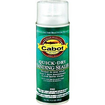Sanding Sealer - Quick Dry - Spray