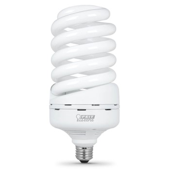 Compact Fluorescent Light Bulb, Twist/65 Watt