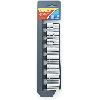 1/2d 12pt Met Socket Set