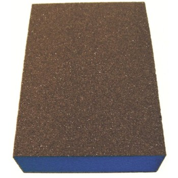 Blueflex Hand Sanding Pad, Medium Grit