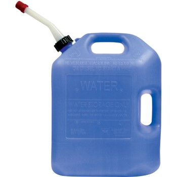 Blue Water Can - 6 gallon