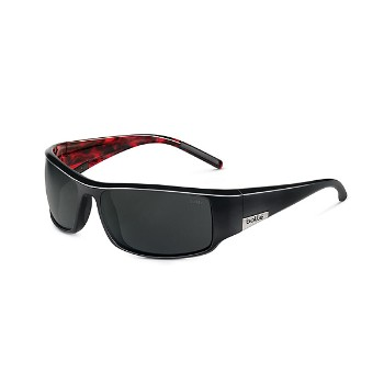 SPORT, King, Black/Red Marble, Polarize