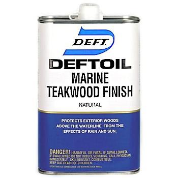 Buy The Deft 18201 Marine Teakwood Finish Gallon At Hardware World
