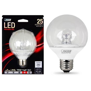 Globe LED Dimmable Light Bulb