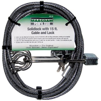 15 Ft Cable Lock