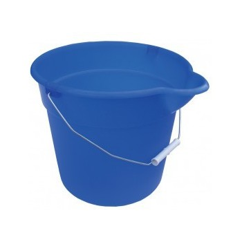 12qt Blue Mop Bucket