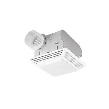 broan nutone 678 bath fan and light combination bath. Black Bedroom Furniture Sets. Home Design Ideas