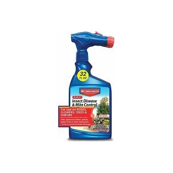 Pest & Insect Control - 3-In-One - 32 oz spray bottle