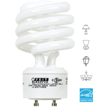 CFL BULB,  23 Watt ~ Equiv to 100 Watt