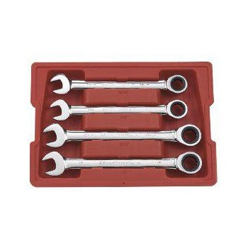 Sae 4pc Combo Wrench Set