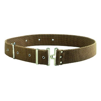 Cotton Web  Buckle Belt