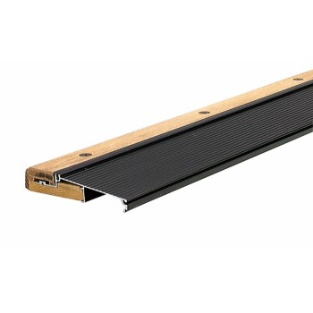 Adjustable Hardwood and Aluminum Sill - 36 inch