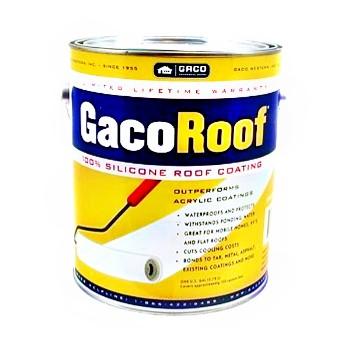 Gaco 5 Gallon Elastomeric Roof Coating