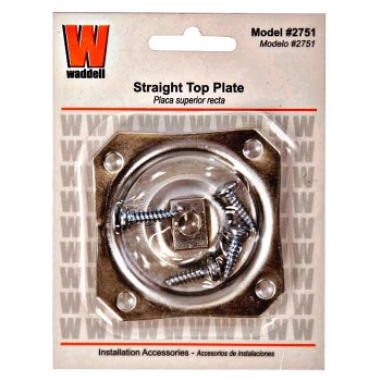 Straight Top Plate