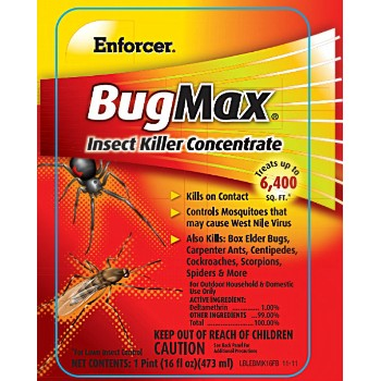 Bug Max Concentrate, 16 oz