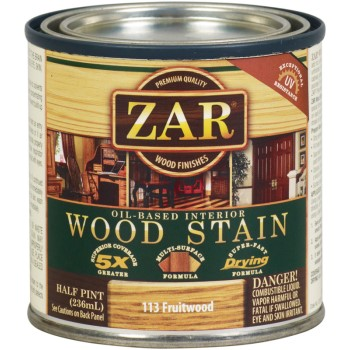 Wood Stain ~ Fruitwood, 1/2 Pint
