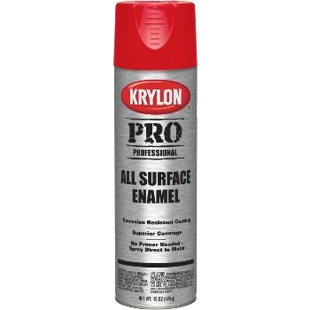buy the krylon k05923000 all surface enamel spray gloss. Black Bedroom Furniture Sets. Home Design Ideas