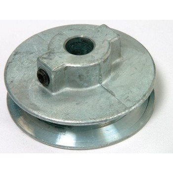 "Cooler Motor Pulley, Fixed ~ 1/2"" x 2 - 3/4"""