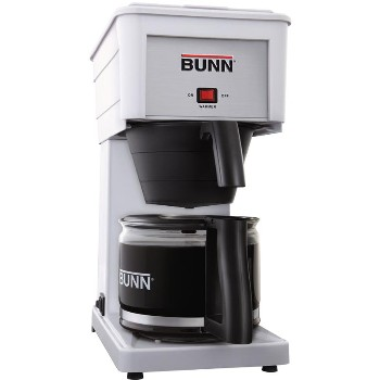 Coffee Maker Home Hardware : Big Deal Special Promo: Hot Promo Bunn GRX-W Original 10-Cup Home Coffee Brewer -White Comparing ...
