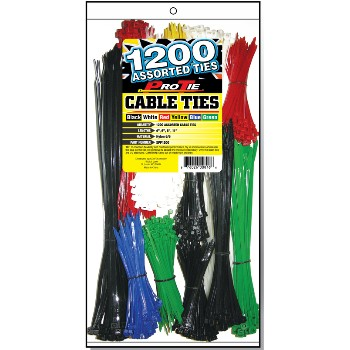 Assorted Cable Ties