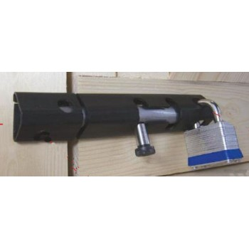 8in. Wh Security Bolt