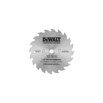 Plywood Saw Blade - Steel - 7 1/4 inch
