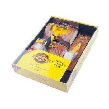 Exterior Wood Stain Kit