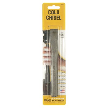 3/8in. Cold Chisel