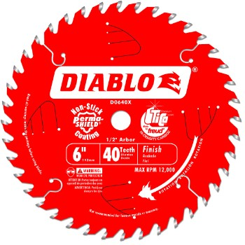 6in. 40t Saw Boss Blade