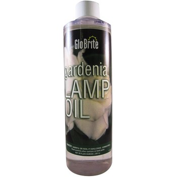 Lamp Oil, Gardenia Scent - 20 oz