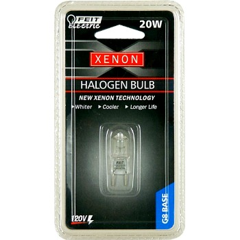 Light Bulb, Xenon Halogen 120 Volt 20 Watt