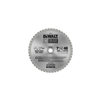 Metal Saw Blade - 48 TPI - 7 1/4 inch