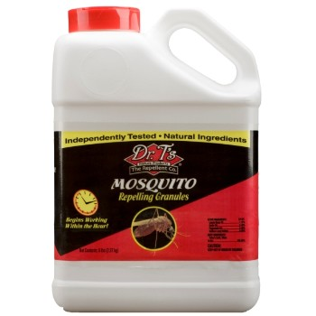 Dr T's Mosquito Repelling Granules ~  5lb