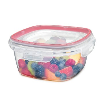 Rubbermaid Lock-Its 5-Cup Food Storage Container
