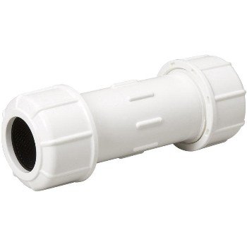 3in. Pvc Comp Coupling