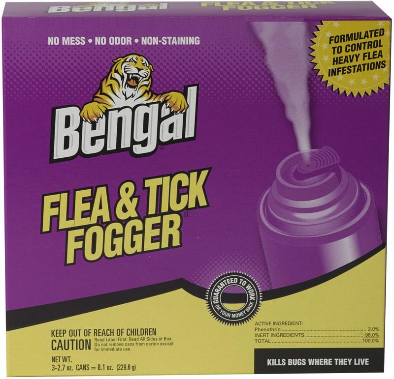 Buy The Bengal 55204 Flea Amp Tick Fogger Hardware World