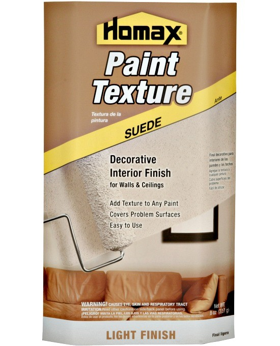 Buy the Homax Group 8424 Suede Texture Paint Additive Hardware World