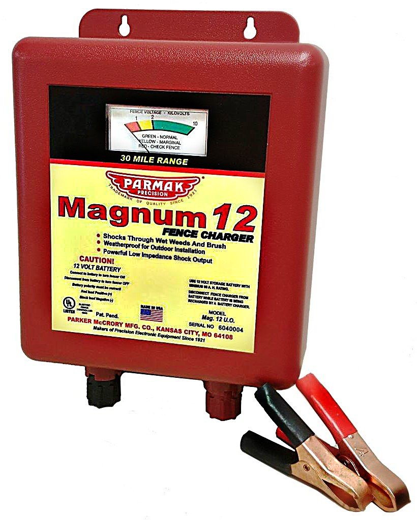 12 Volt Battery Operated 30 Mile Range View Larger Image