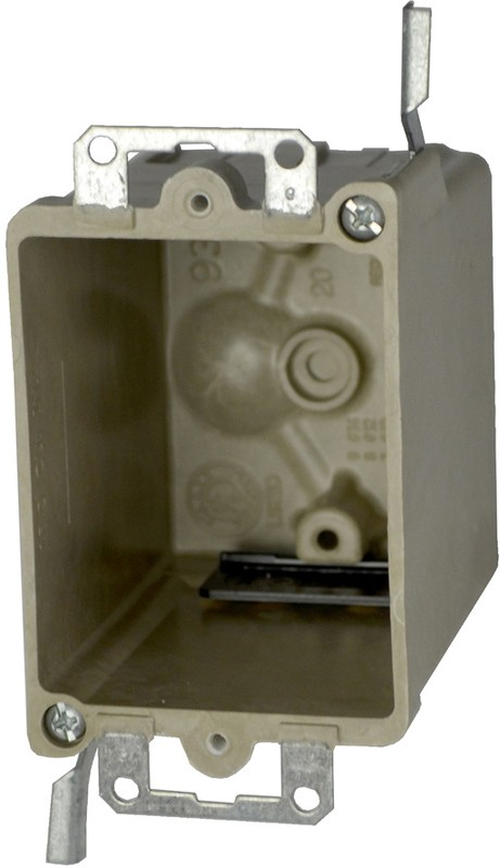 Buy The Allied Moulded Prods 9363 Ewk Single Gang Box 16
