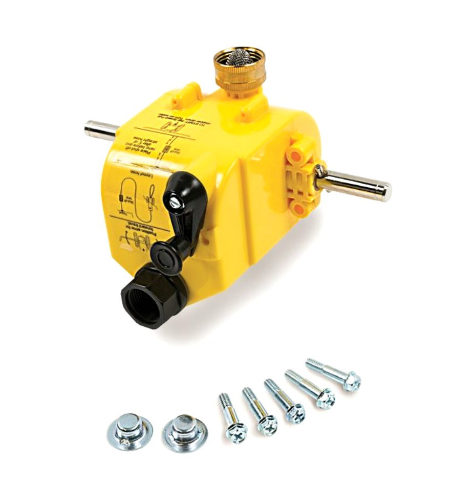 Nelson Sprinkler Replacement Parts : Buy the lr nelson rain train plastic motor