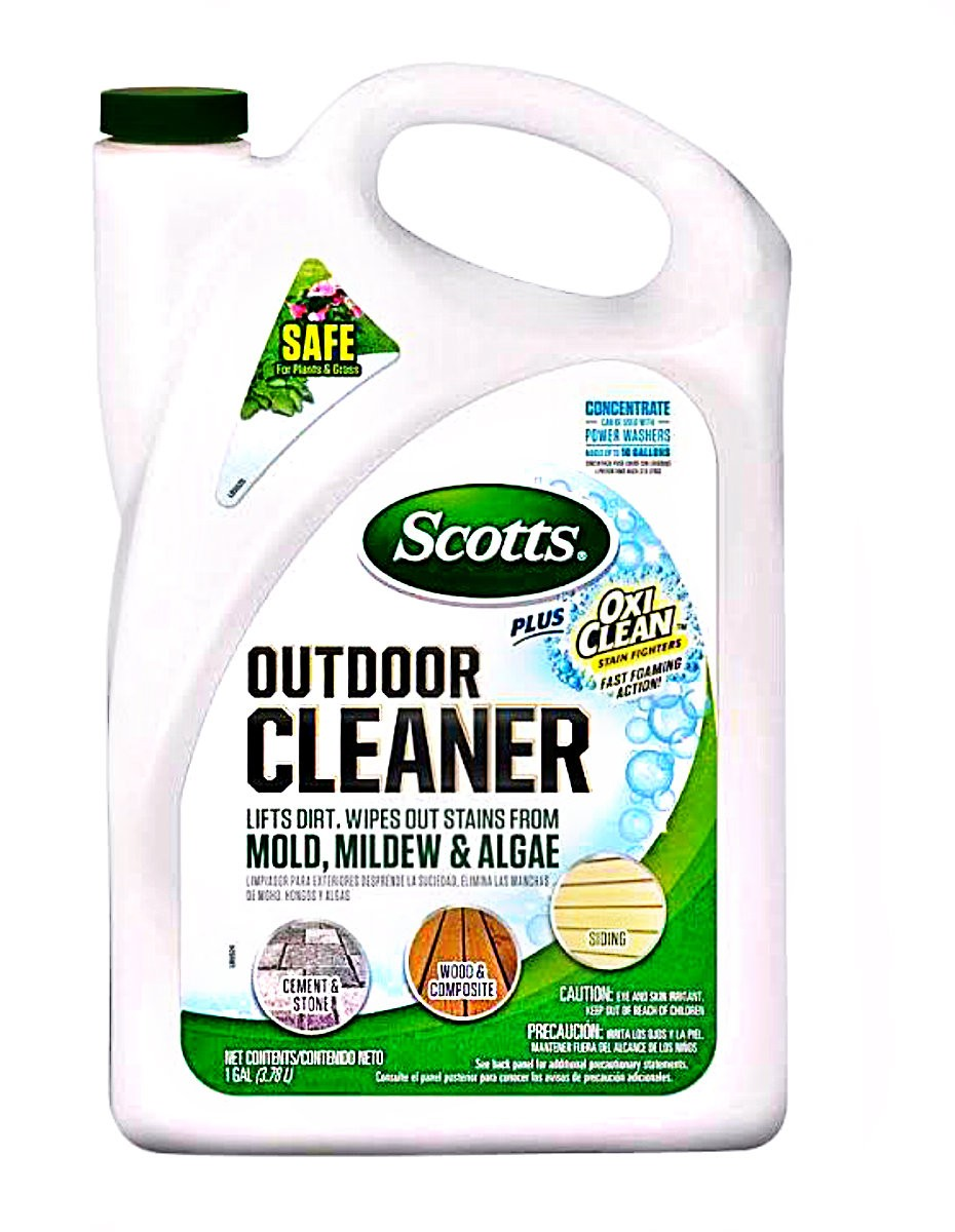 Buy The Scott S Ortho Si51070 Oxiclean Outdoor Cleaner