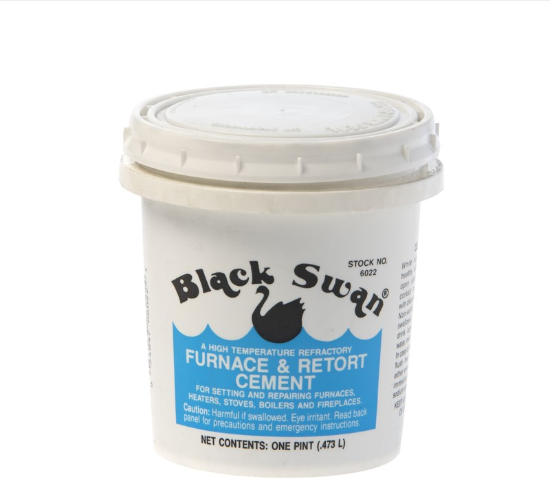 Buy The Black Swan Manufacturing Co 06022 Pt Furnace Cement