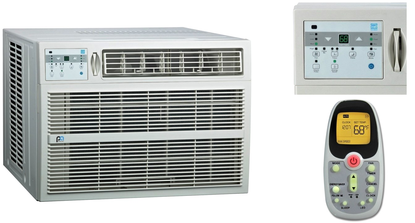 Buy The Perfect Aire 4pac15000 Window Air Conditioner W
