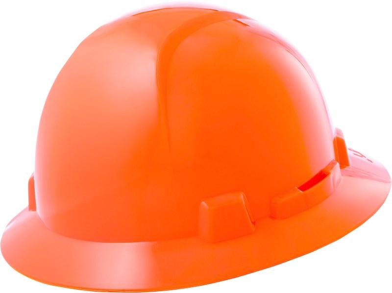 Hbfe-7o Orange Hard Hat