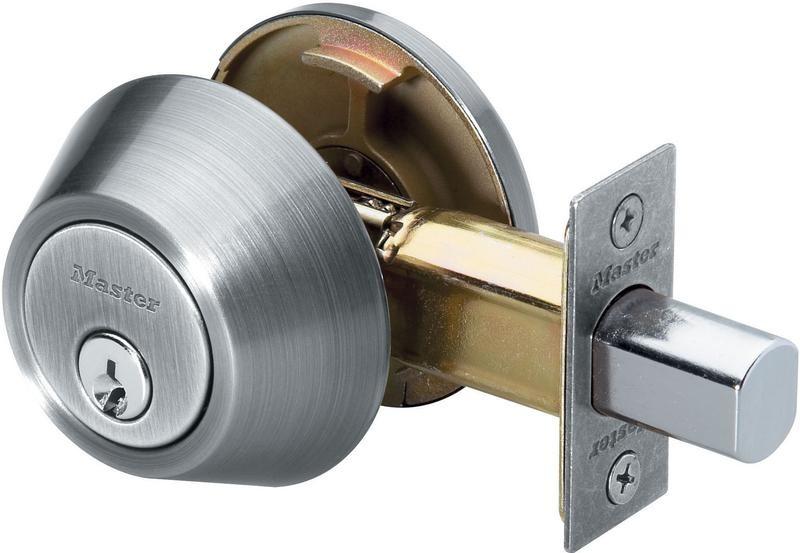 Master lock deadbolt купить