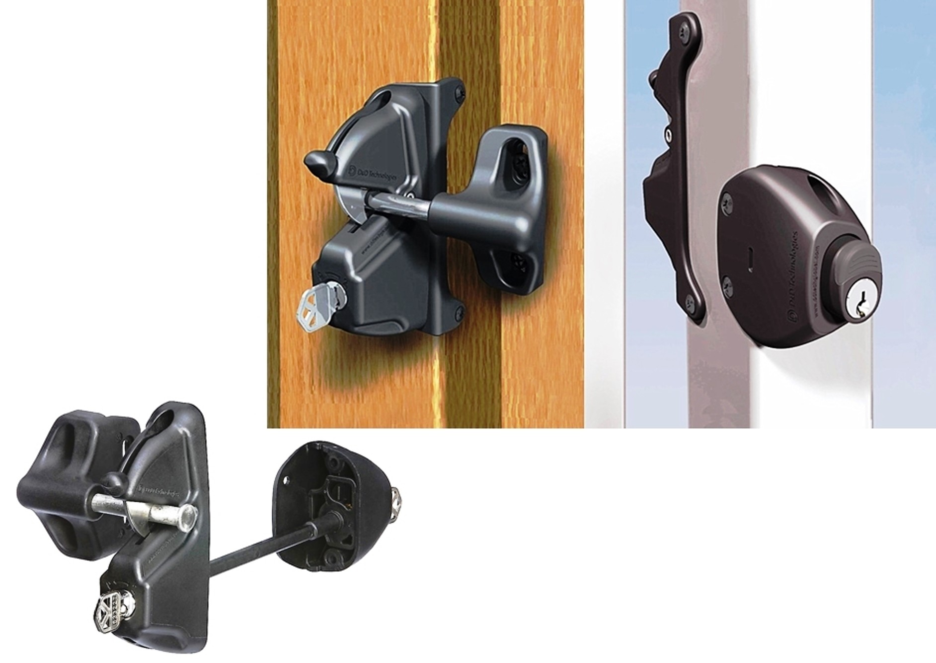 Buy The National 346528 Lokklatch 174 Deluxe Locking Gate