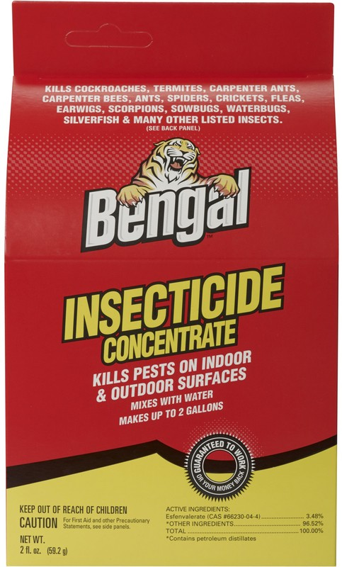 Buy The Bengal 33100 Insecticide Concentrate Hardware World