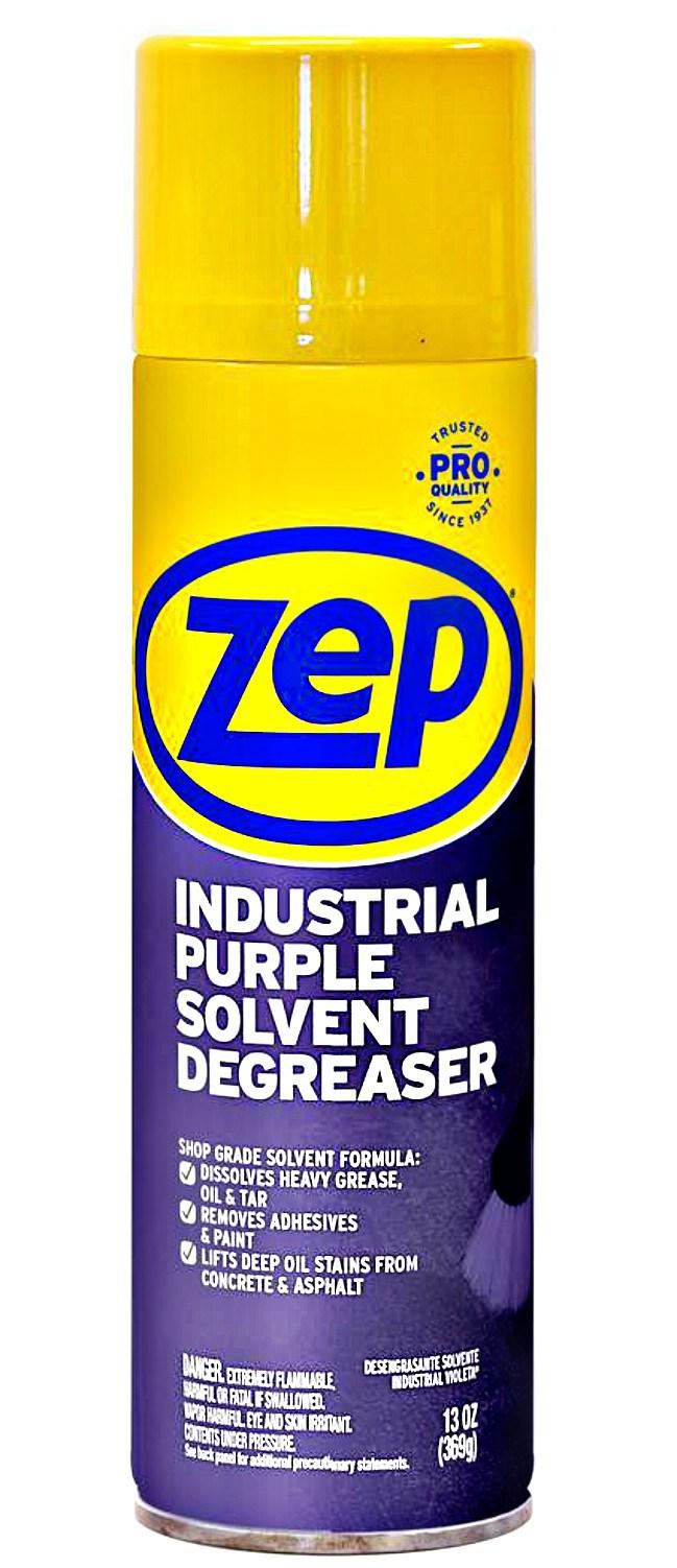 Buy The Amrep Zep 1049848 Industrial Purple Solvent