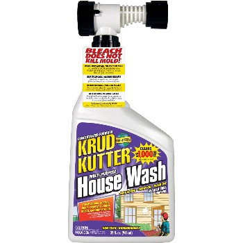 Supreme Chem HW32H/4 Krud Kutter House Wash, 32 ounce